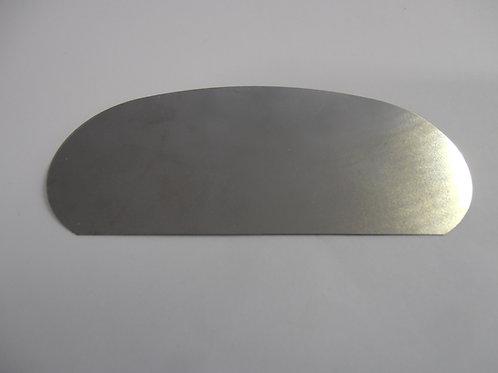 Medium Oval Steel Scraper - C611(3)