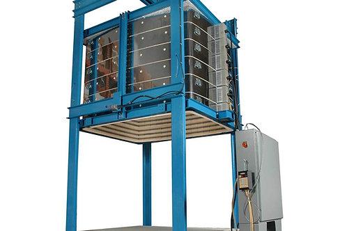 L&L 100cuft Da Vinci Industrial Jumbo Bell Lift Kiln
