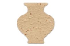 St David's White Stoneware - C112