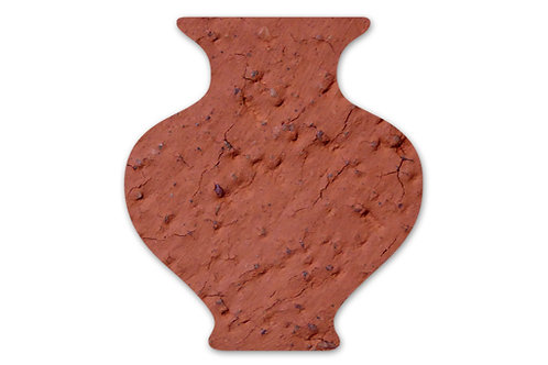 Extra Grogged Terracotta - C102XG