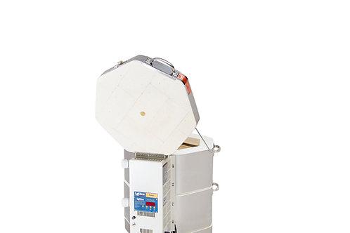 L&L Fuego T/L Kiln, 40lt + Bartlett 3K controller. 13amp 1 Phase