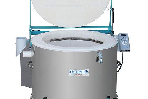 Rohde TE 110 MCC Plus + electric toploading kiln