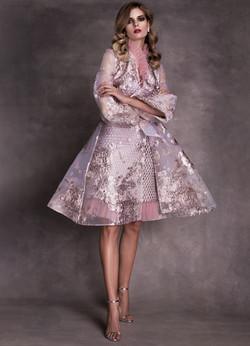 Выпускное платье на заказ пошив
