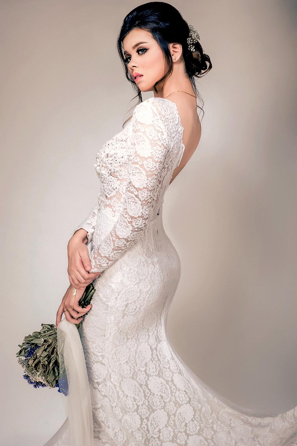 Модные фасоны свадебных платьев: принцесса, рыбка, бохо, ампир
