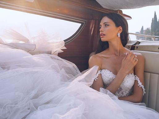 4 самых модных фасона свадебных платьев для вас!