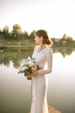 Модные свадебные платья Москва пошив