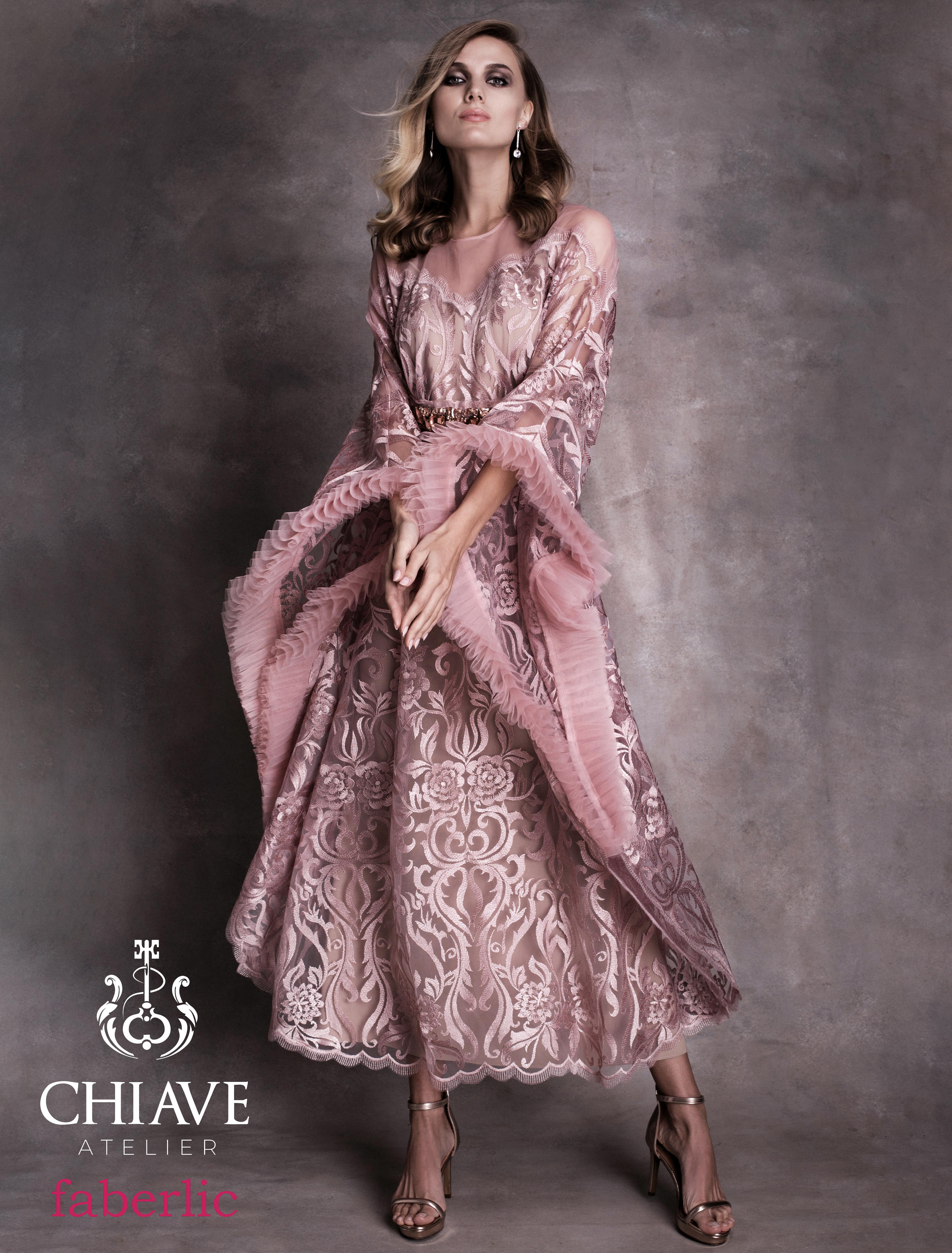Пошив вечерних платьев на заказ