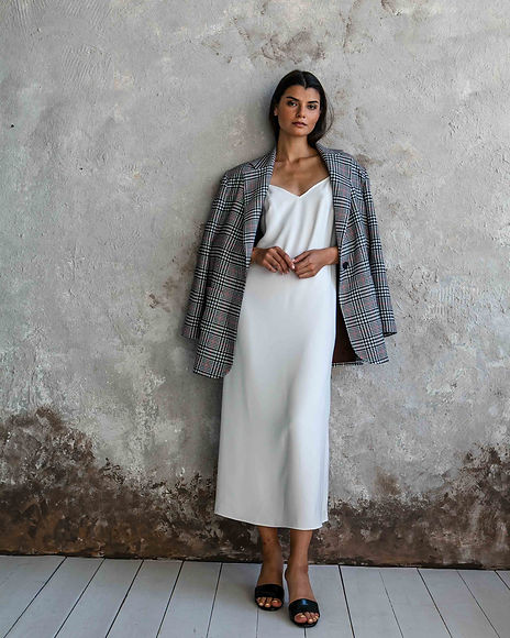 Платье-комбинация Chiave Atelier