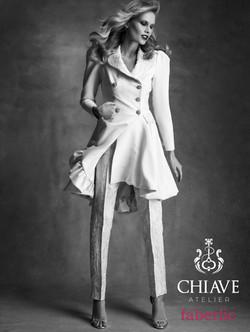 Пошив коллекции одежды ателье Chiave