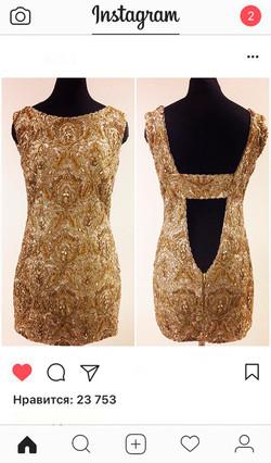 Ателье Къявэ заказать платье