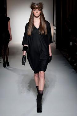 Francesca Marotta 2012 LFW