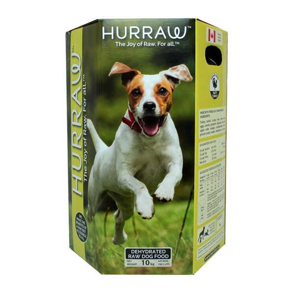 Hurraw Dehydrated Pet Food