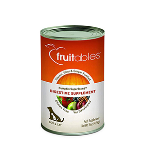 Fruitables Pumpkin Supplement