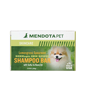 MendotaPet Shampoo Bar