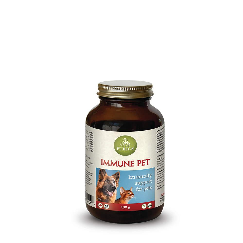 Purica Immune Pet