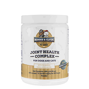 Bonnie & Clyde's Joint Health Complex