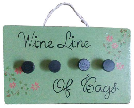 Wine line of bags