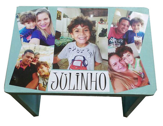 "Mini Banco ""Julinho"""