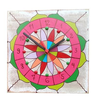 Relógio-Mandala
