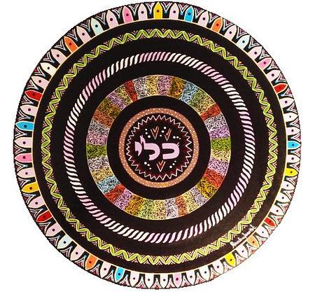 Mandala Anjo Caliel Nascidos entre 16 e 21 de Junho