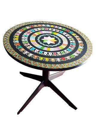 Mesa de apoio Mandala