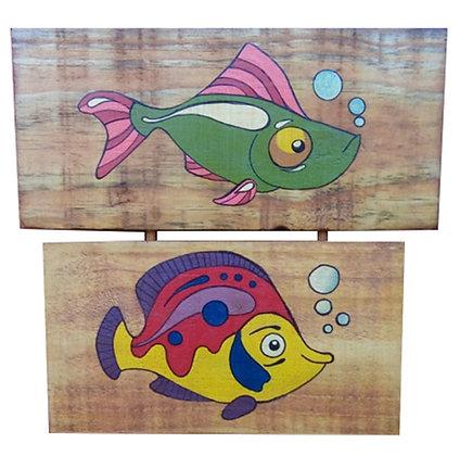 Peixes - Ambiente Externo