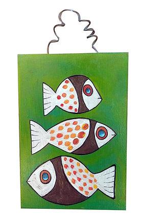 Quadro peixinhos