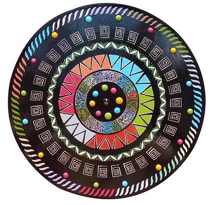 Mandala Exclusiva em vinil