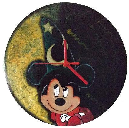 Relógio infantil Mickey