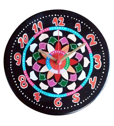 Relógio Mandala