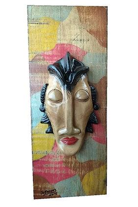 Máscara Inca