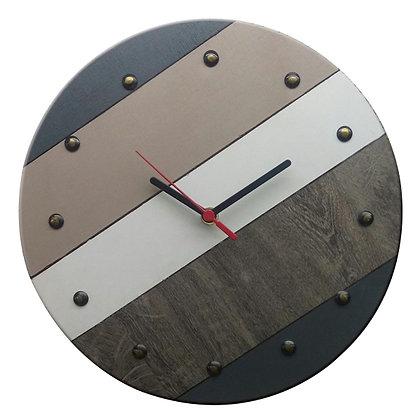 Relógio retalhos