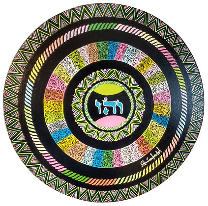 Mandala Anjo Vehuel -  Nascidos em 25 de novembro