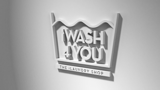 iWash 4 you - identidad corporativa