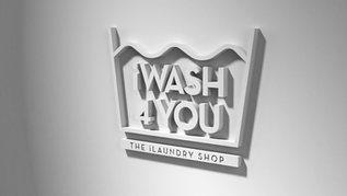 iWash 4 you - identidad corporativa