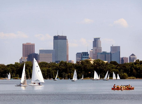 Best Lakes in Minnesota During the Summer