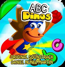 ABCDinos OST Carátula.png