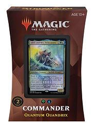 Strixhaven Commander Quantum Quandrix