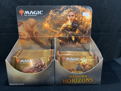Modern Horizons Booster Packs