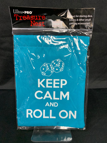 Keep Calm Dice Bag