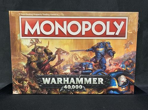 Monopoly Warhammer 40K