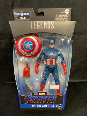 Captain Americal Legends