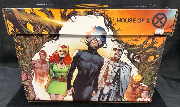 X-Men Comic Box (Side B)