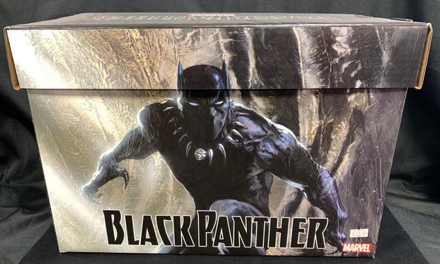 Black Panther Comic Box