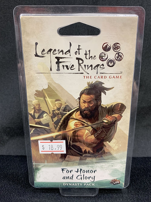 Legend of the Five Rings Expansion Packs