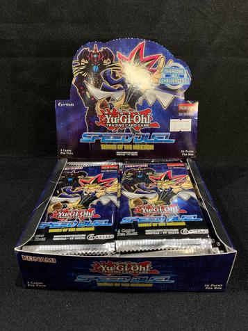 YuGiOh Speed Duel Trials of the Kingdom