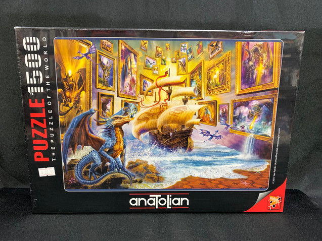 The Gallery 1500 Puzzle