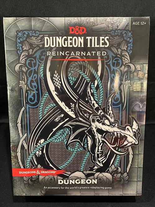Dungeon Tiles Dungeon