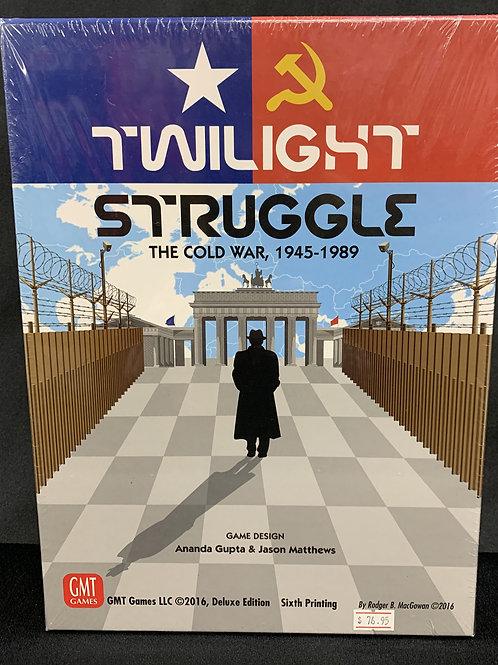 Twilight Struggle: The Cold War