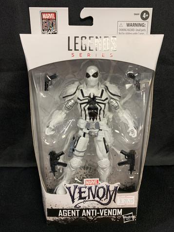Venom Agent Anti-Venom Legends